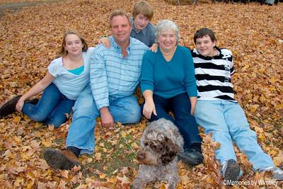 Bill's Family