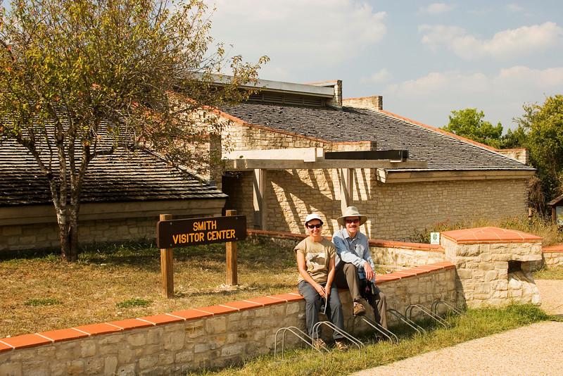 McKinney Falls State Park, Austin, TX, September 2008