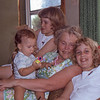 Sylvia and her Grandchildren
