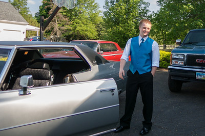 Billy's 11th Grade Prom