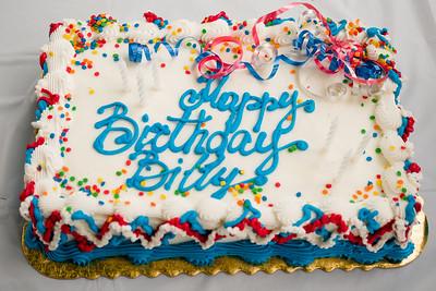 Billy's 19th Birthday