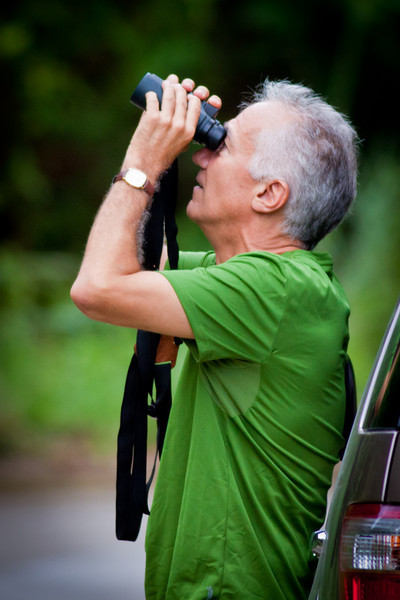 "Christian... for Toyota Innova.<br /> ""Something to lean on... while birding."""