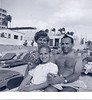 May 1966: Miami Beach, Fla.<br /> Rhoda, Evie & Jack