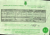 Woodward Alfred Warren Carlotte marriage certificate 18541023