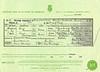 Chadwick Ernest Greenhalgh Minnie Marriage Cert 19350727