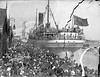Heap Walter East Lancashire Regiment Southampton to Le Havre Braemar Castle 19140822