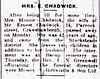 Chadwick Greenhalgh Minnie Obituary RFP 19471101