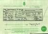 Aung Pe Kendrick Joyce Lena marriage certificate 19490318