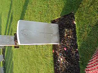 Heap Walter Grave Ypres 0412