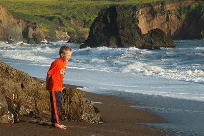 Birthday 200604,<br> Marin Headlands