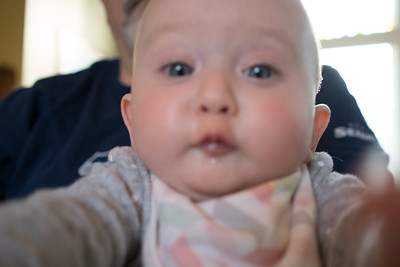 Baby Selfie