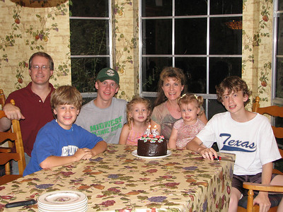 Yvette's 43rd Birthday