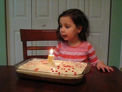 Iliana's 3rd Birthday