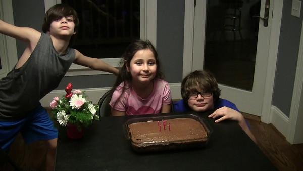 Iliana's 6th Birthday
