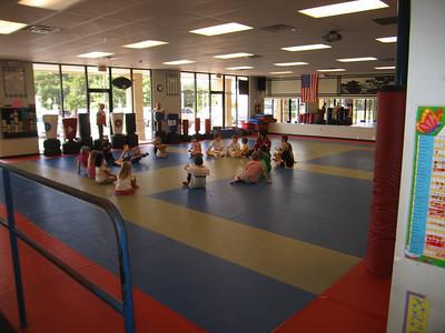 karate bday