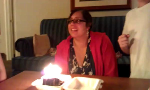 Liz' 38th Birthday