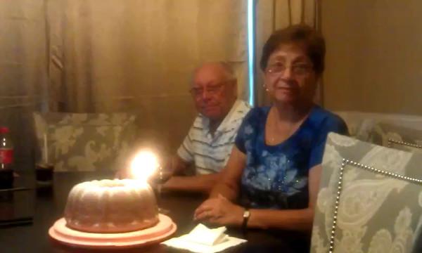 Ma's 72nd birthday