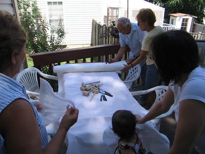 Ma's birthday 2008