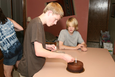 9-07-2011 Spencer's 17th Birthday