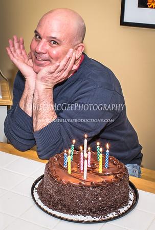 Anthony's Birthday Party - 09 Feb 2014