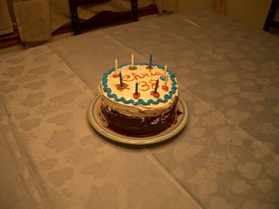 August '03 Birthday