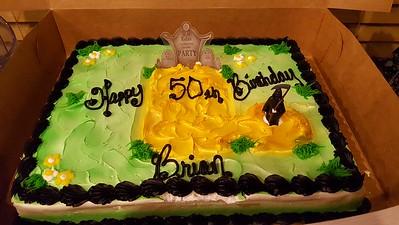 Brian's 50th