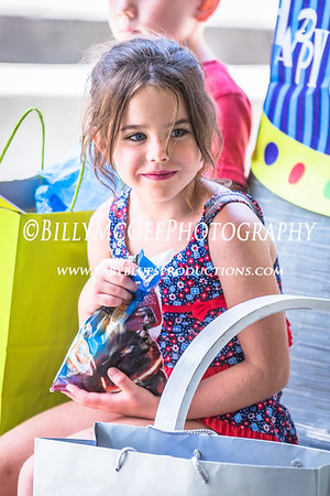 Camille's 6th Birthday - 9 Sep 2017