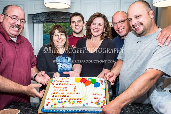 Combo Birthday Party - 18 May 2014