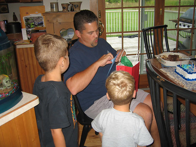 Dad's B-Day 2006