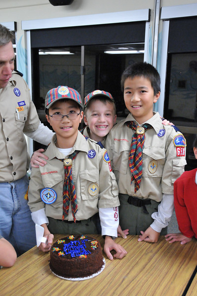 ED/LD 2012 Cubscouts