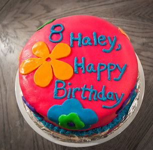 Haley's 8th B'day