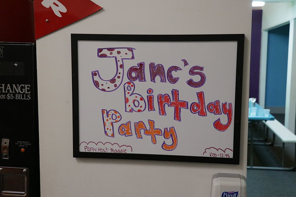 Janey's 4tth Birthday