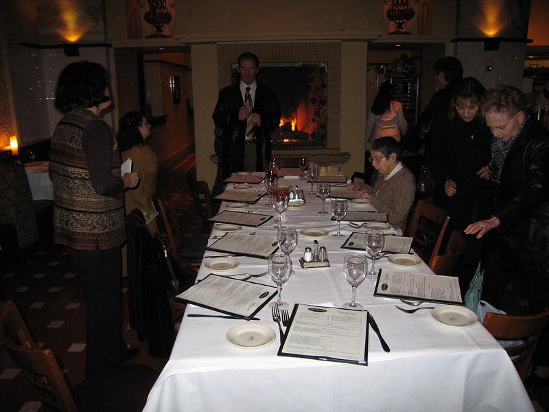 The room at il Fornio.