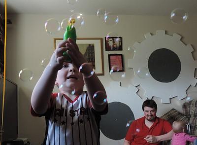 Jon's Fifth Birthday