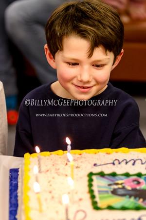 Matthew's 7th Birthday Party - 14 Jan 2012