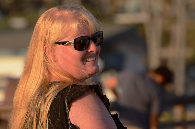 Patti's Birthday - Oceanside, CA