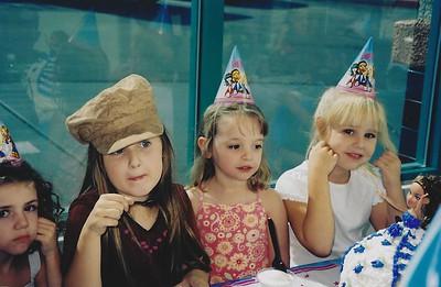 Rhiannon's Birthday 8-04