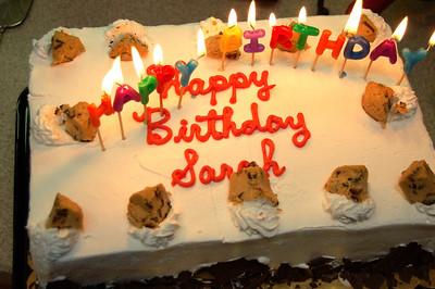 Sarah's Birthday 07