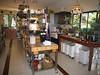 The kitchen at Napa la Tache aka Cooks, Books, Corks.