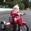 Sienna's 1st bike