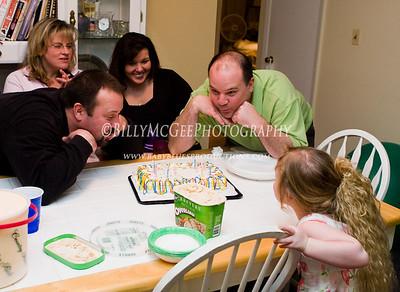 Anthony Combo Birthday Party - 08 Feb 09