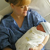 Mommy and baby Dylan