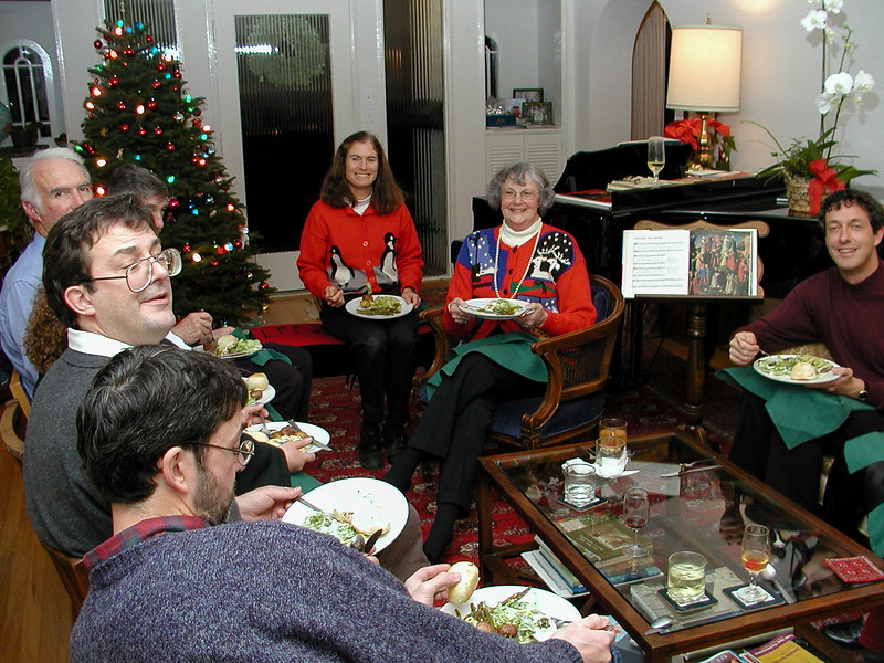 Ginnie's 70th Birthday Party