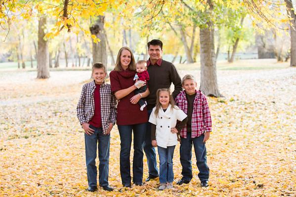 Blackham family