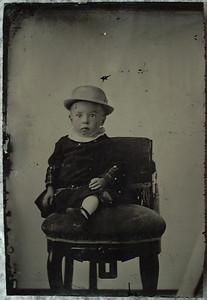 infant Frank Bledden