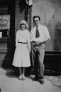Eugene and Dorothy Bledden
