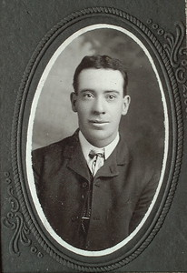 Joe Bledden, age mid-20s