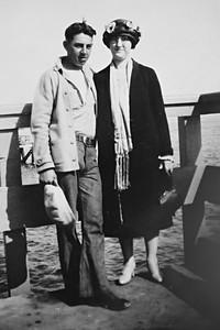 Bessie and Eugene