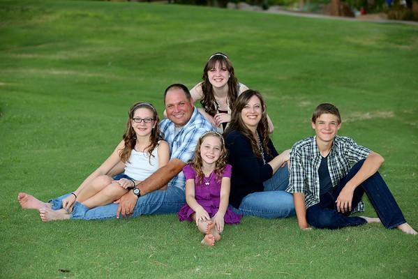 Blevins Family