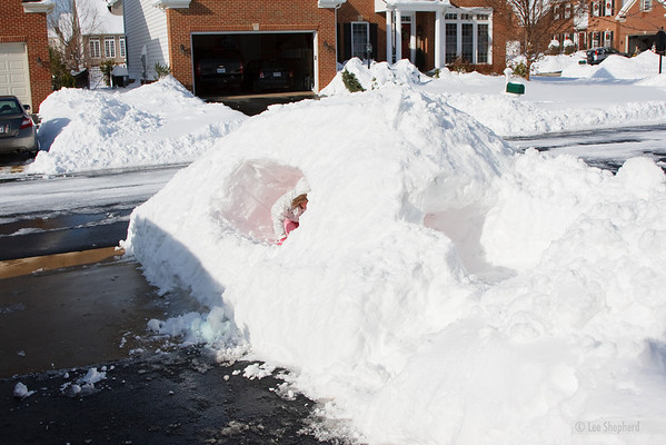 my snow forts aren't to be mocked.